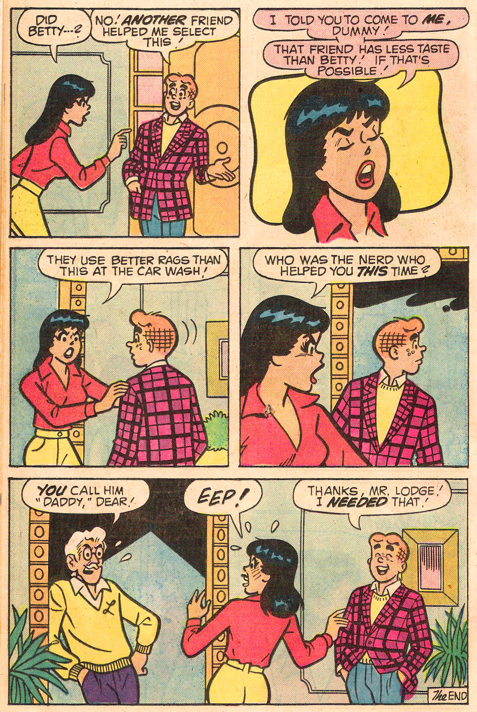 Read online Archie's Girls Betty and Veronica comic -  Issue #314 - 24