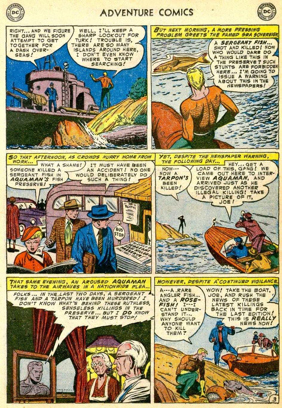 Read online Adventure Comics (1938) comic -  Issue #192 - 19