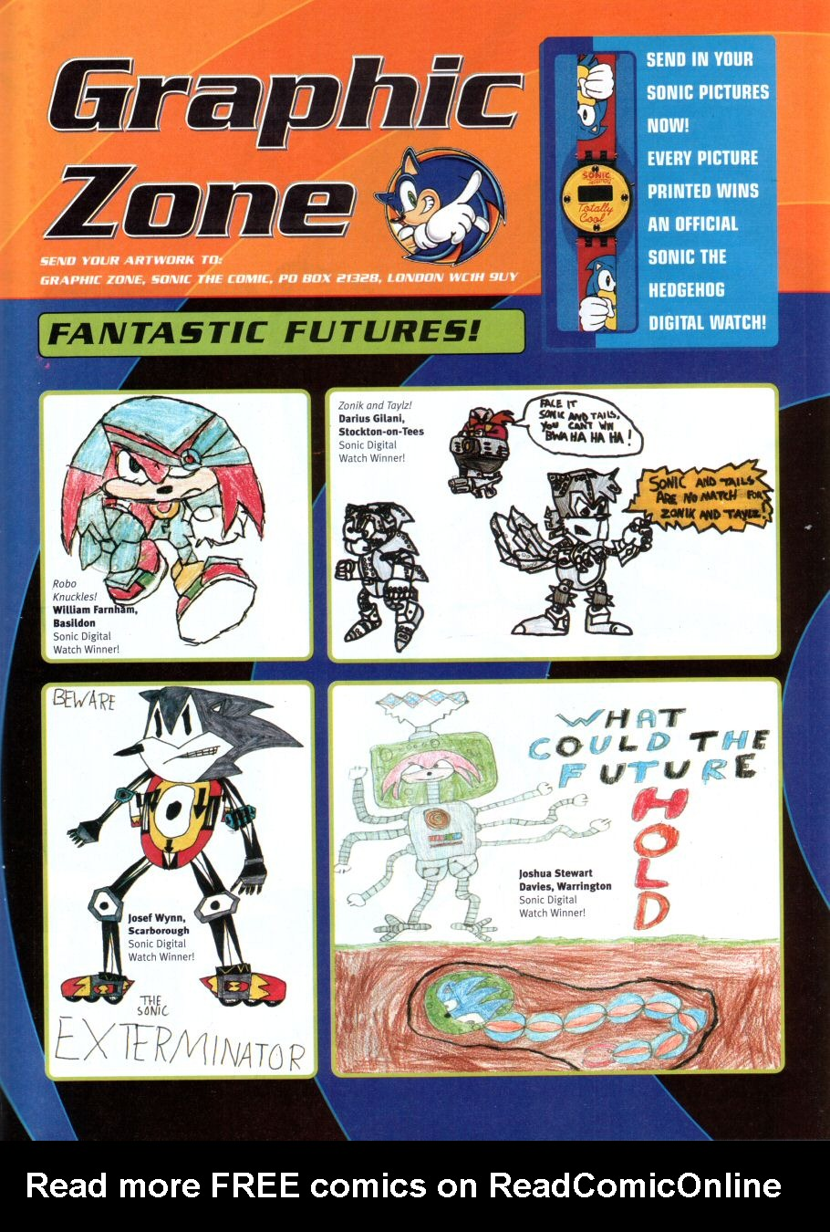 Read online Sonic the Comic comic -  Issue #176 - 10