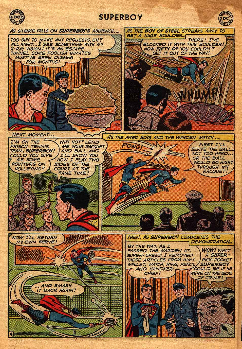 Superboy (1949) issue 96 - Page 5