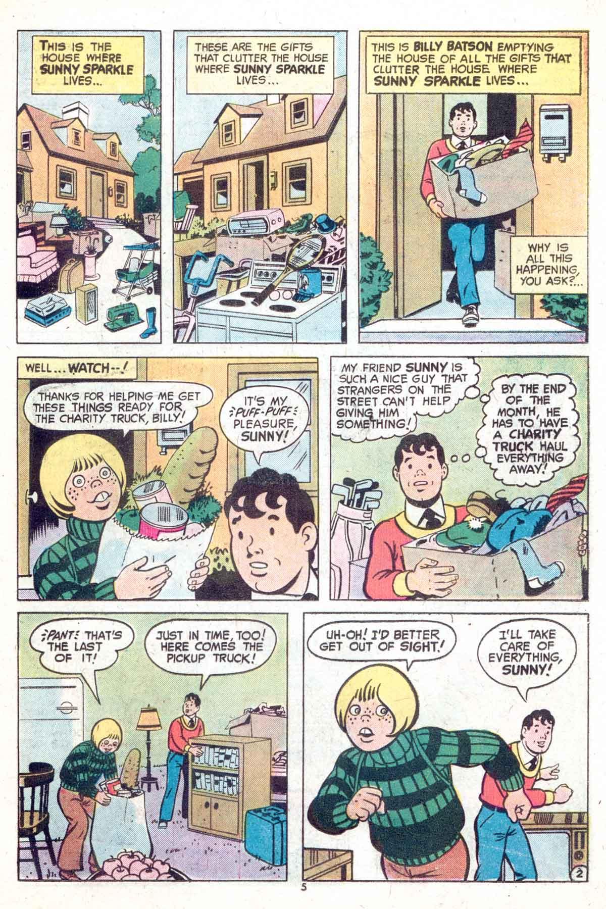 Read online Shazam! (1973) comic -  Issue #13 - 5
