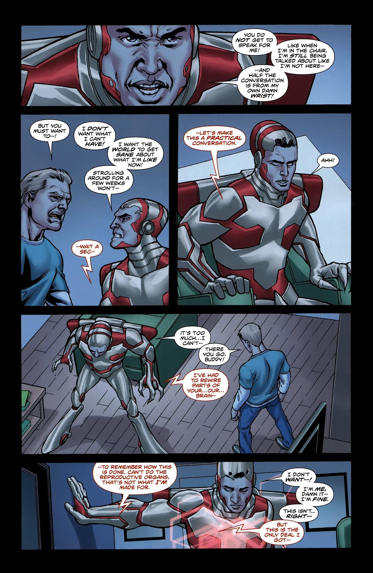 Read online Soldier Zero comic -  Issue #2 - 18