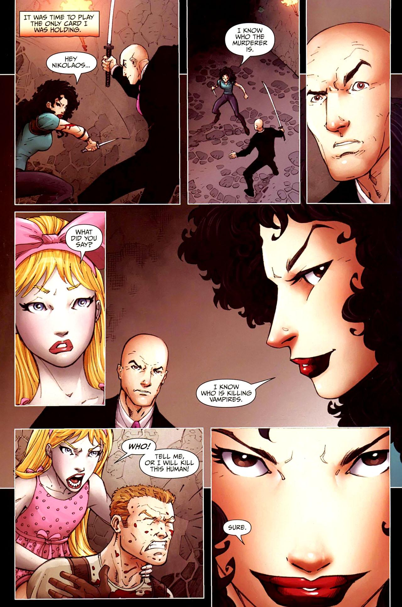 Read online Anita Blake, Vampire Hunter: Guilty Pleasures comic -  Issue #12 - 9