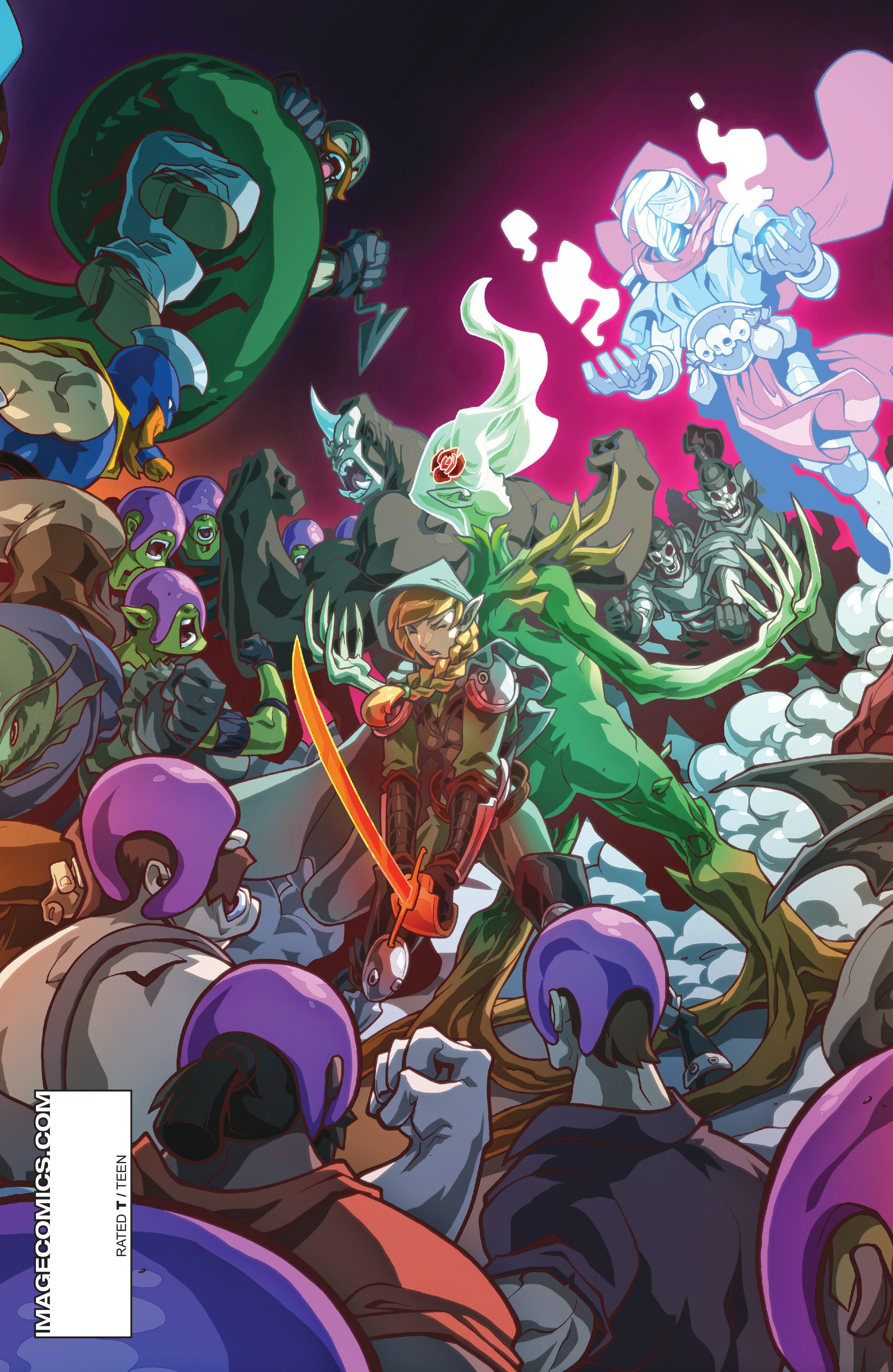 Read online Skullkickers comic -  Issue #33 - 29