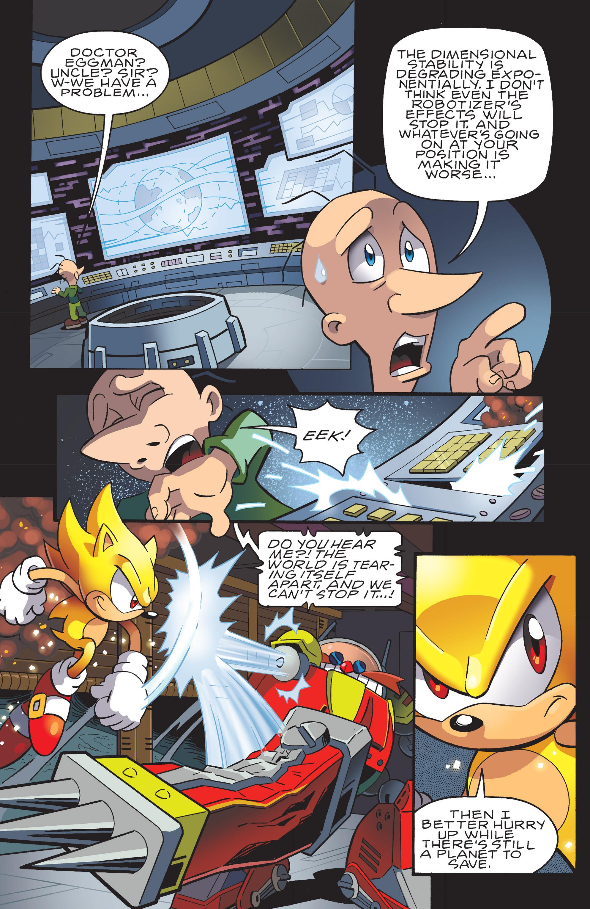 Read online Sonic Mega Man Worlds Collide comic -  Issue # Vol 3 - 39
