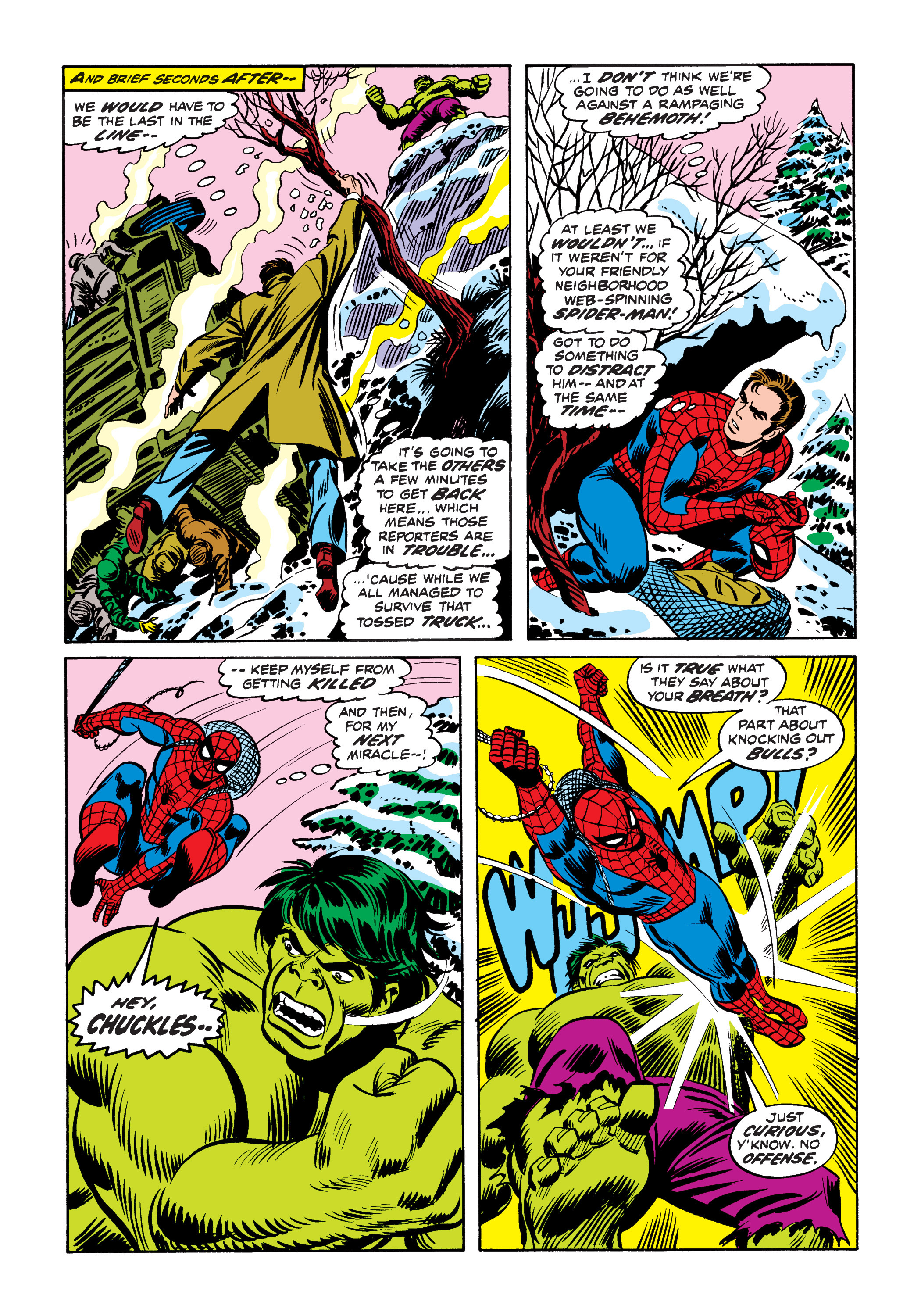 The Amazing Spider-Man (1963) 119 Page 12
