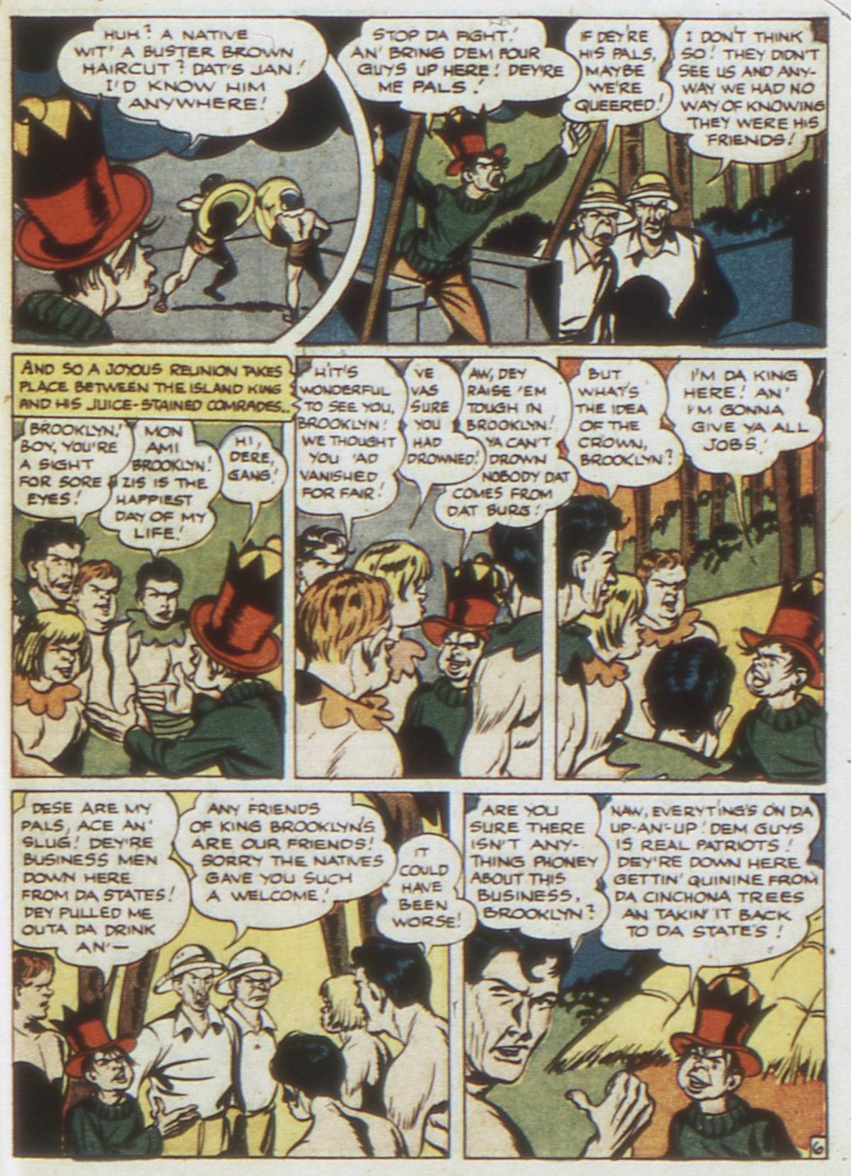 Read online Detective Comics (1937) comic -  Issue #87 - 51