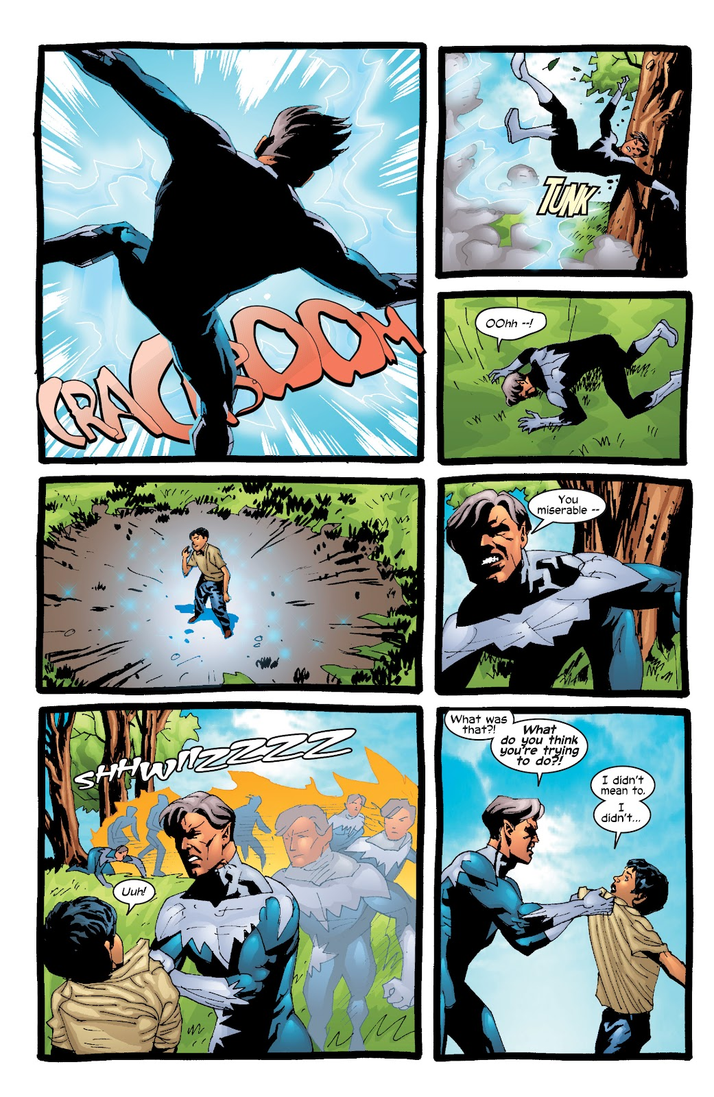 Read online X-Men: Unstoppable comic -  Issue # TPB (Part 2) - 10