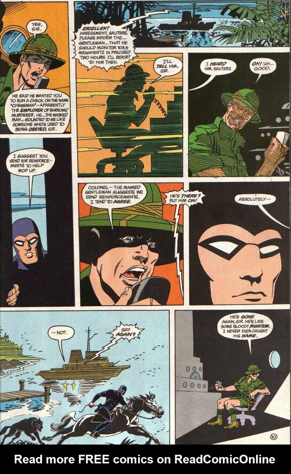 Read online The Phantom (1988) comic -  Issue #2 - 13