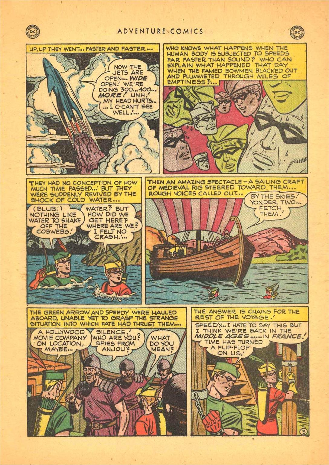 Read online Adventure Comics (1938) comic -  Issue #148 - 25