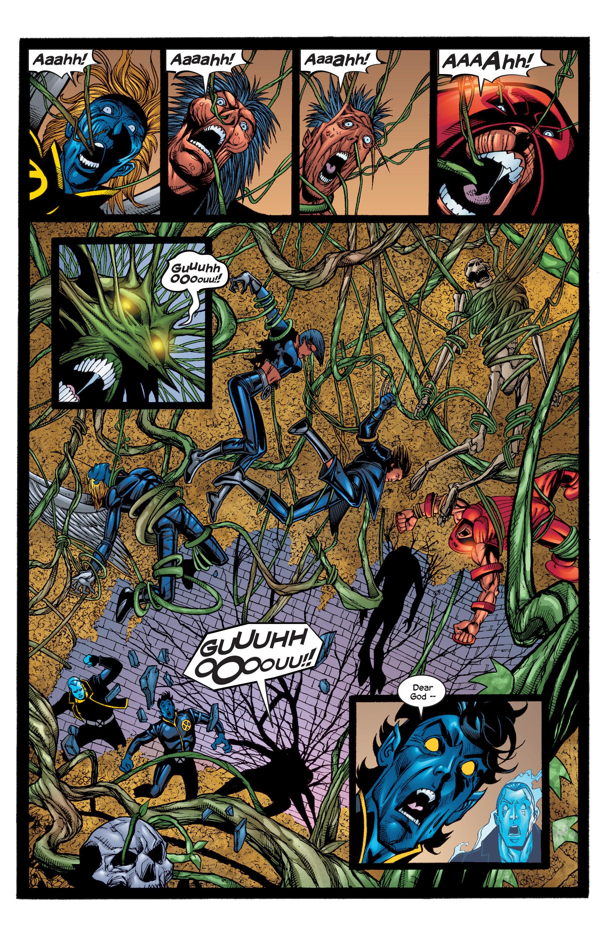 Read online Uncanny X-Men (1963) comic -  Issue #411 - 23