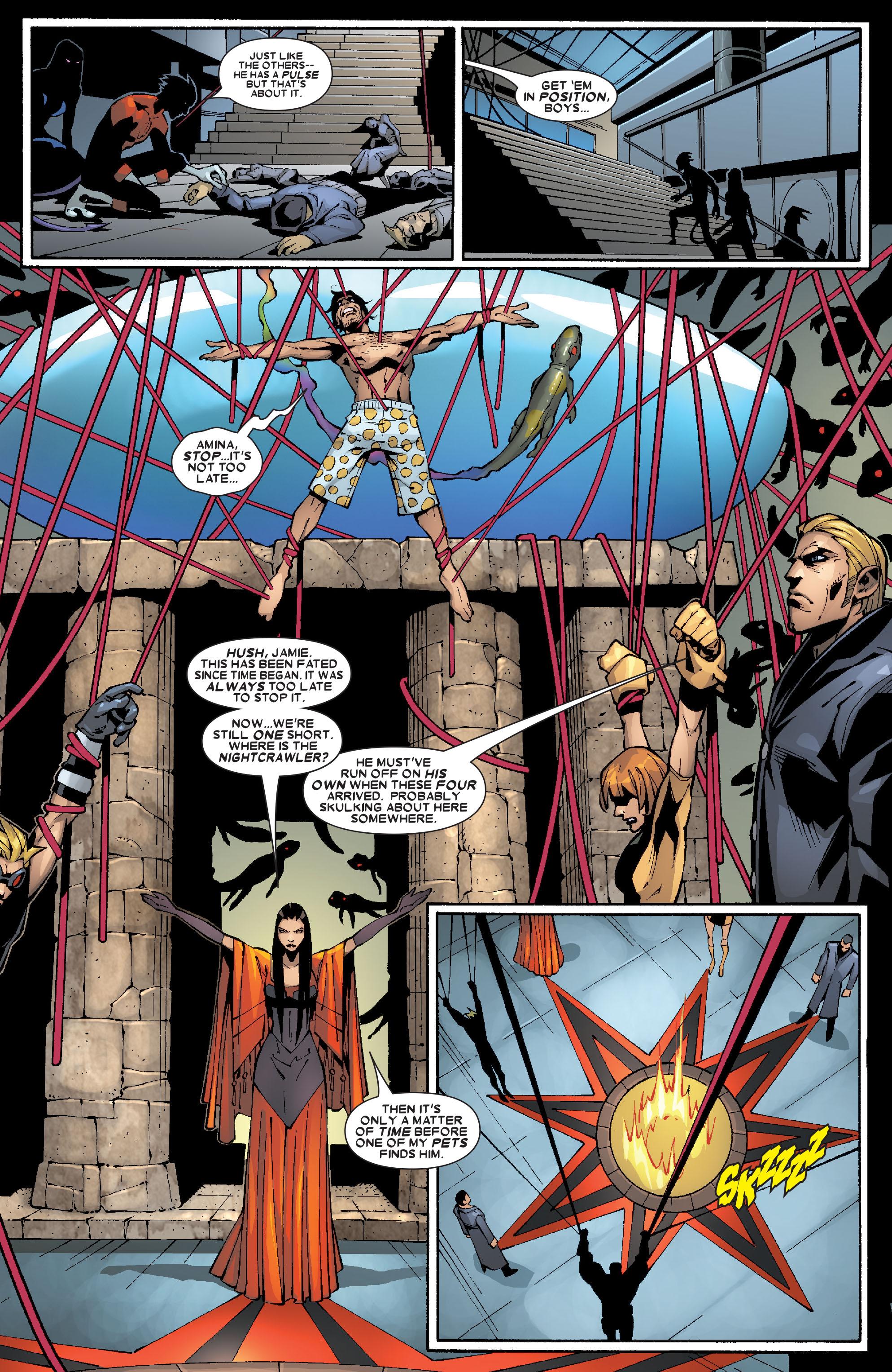 Uncanny X-Men (1963) 473 Page 18