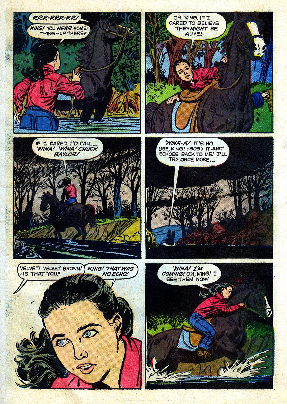 Four Color Comics issue 1195 - Page 7