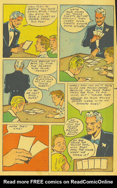 Read online Super-Magician Comics comic -  Issue #42 - 20