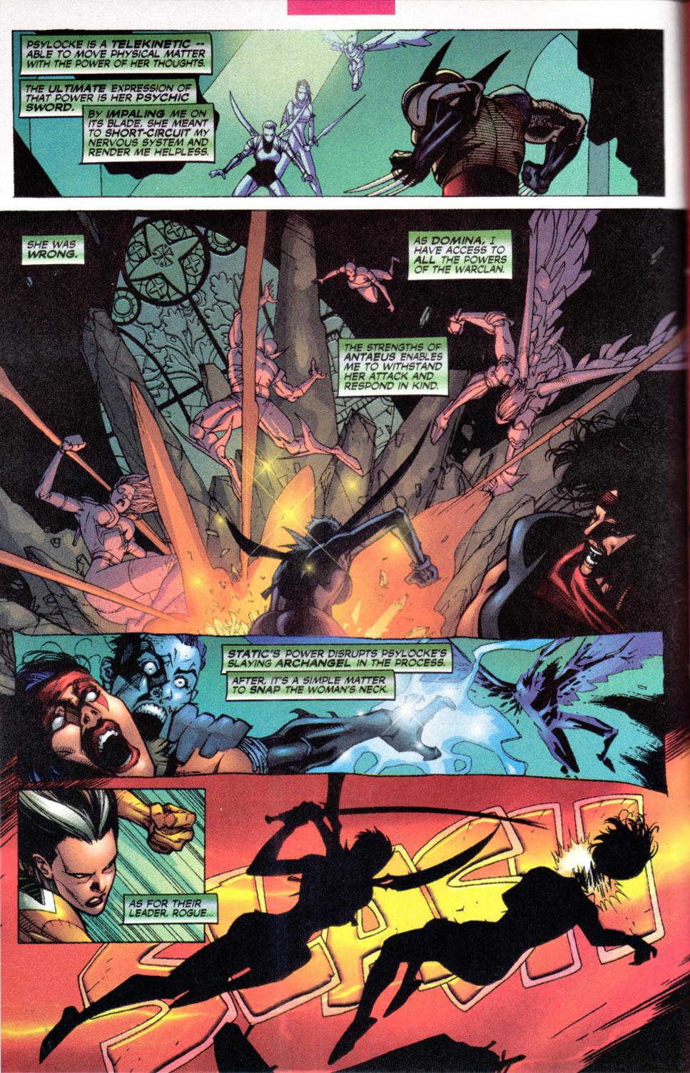 X-Men (1991) 106 Page 7