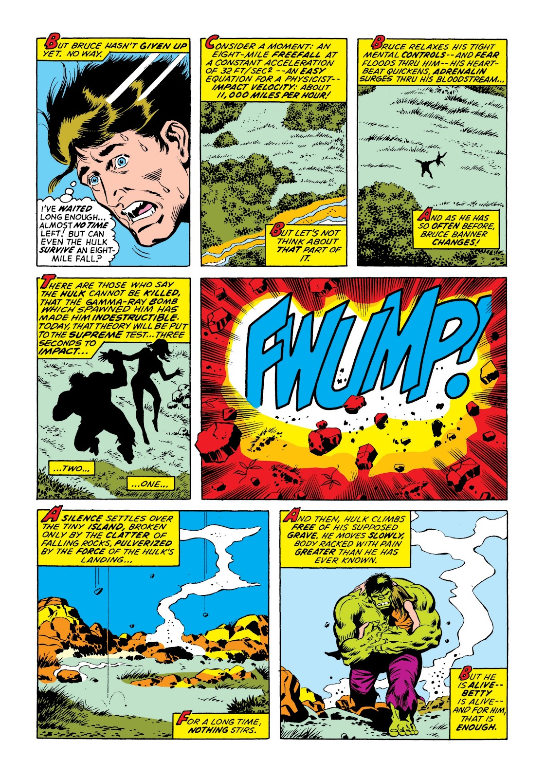 Read online Marvel Masterworks: The Incredible Hulk comic -  Issue # TPB 9 (Part 3) - 79