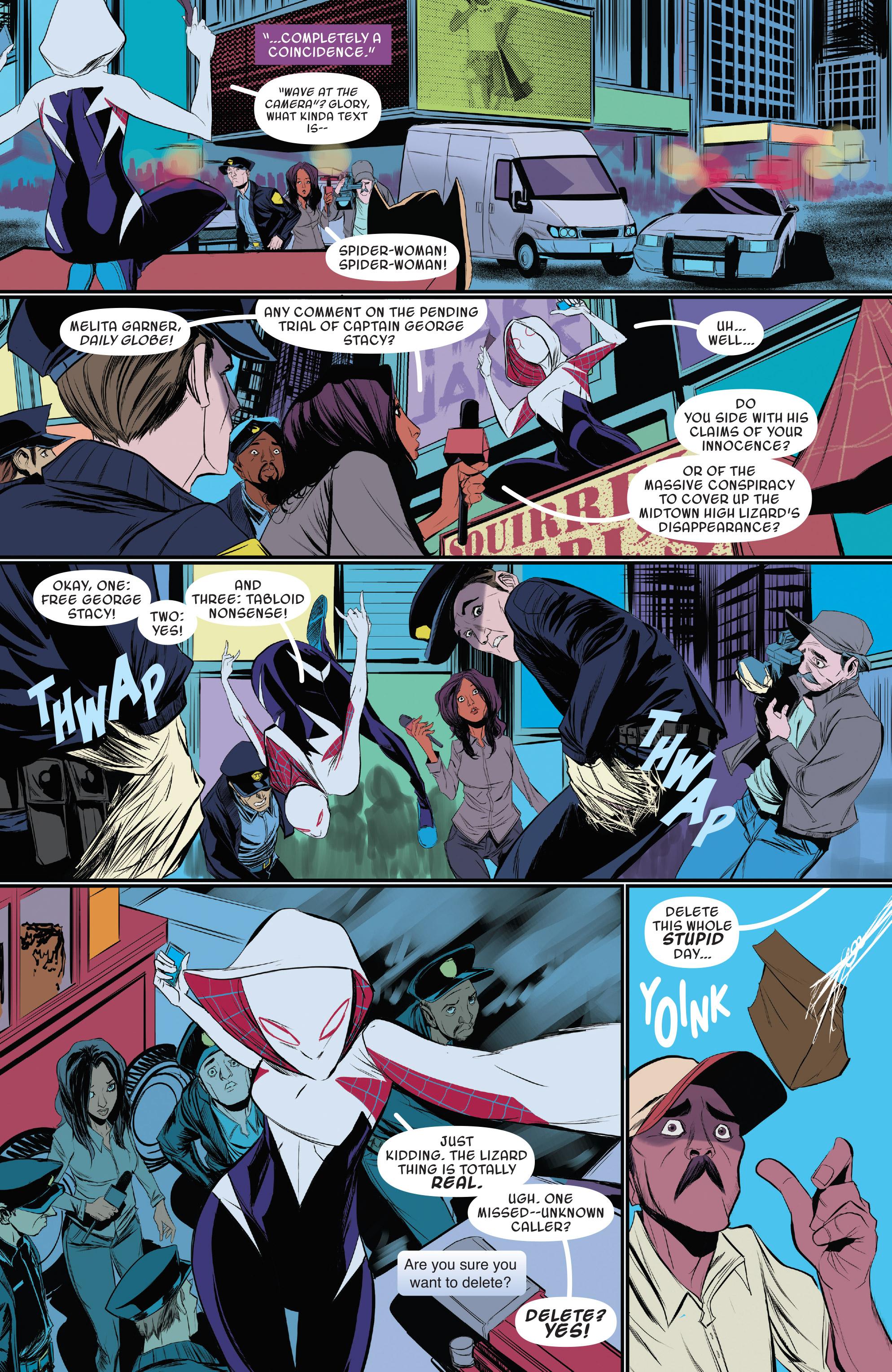 Read online Spider-Gwen [II] comic -  Issue #19 - 7