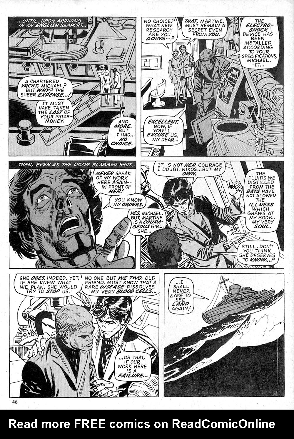 Vampire Tales issue 5 - Page 41