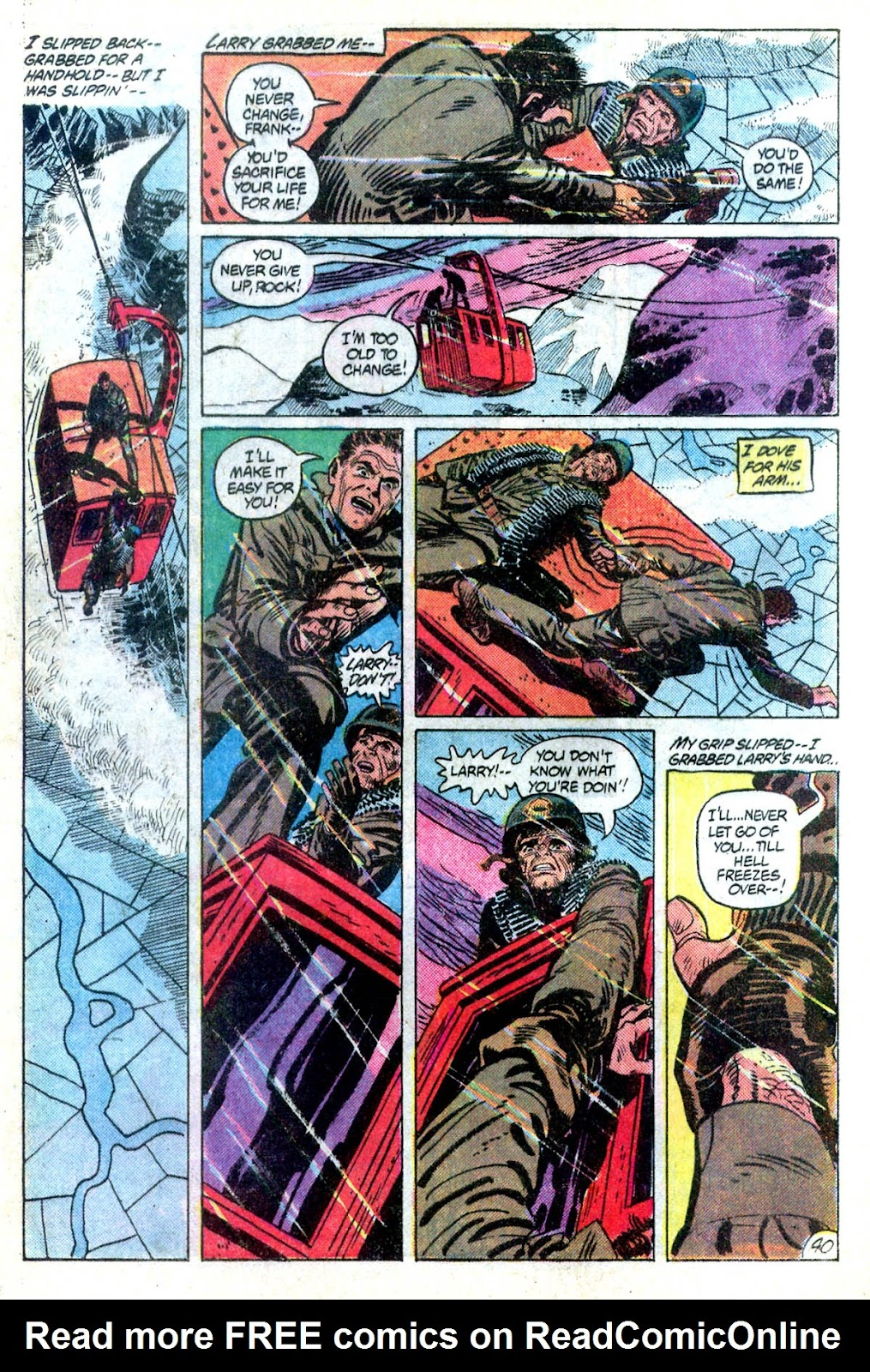 Sgt. Rock issue Annual 2 - Page 42