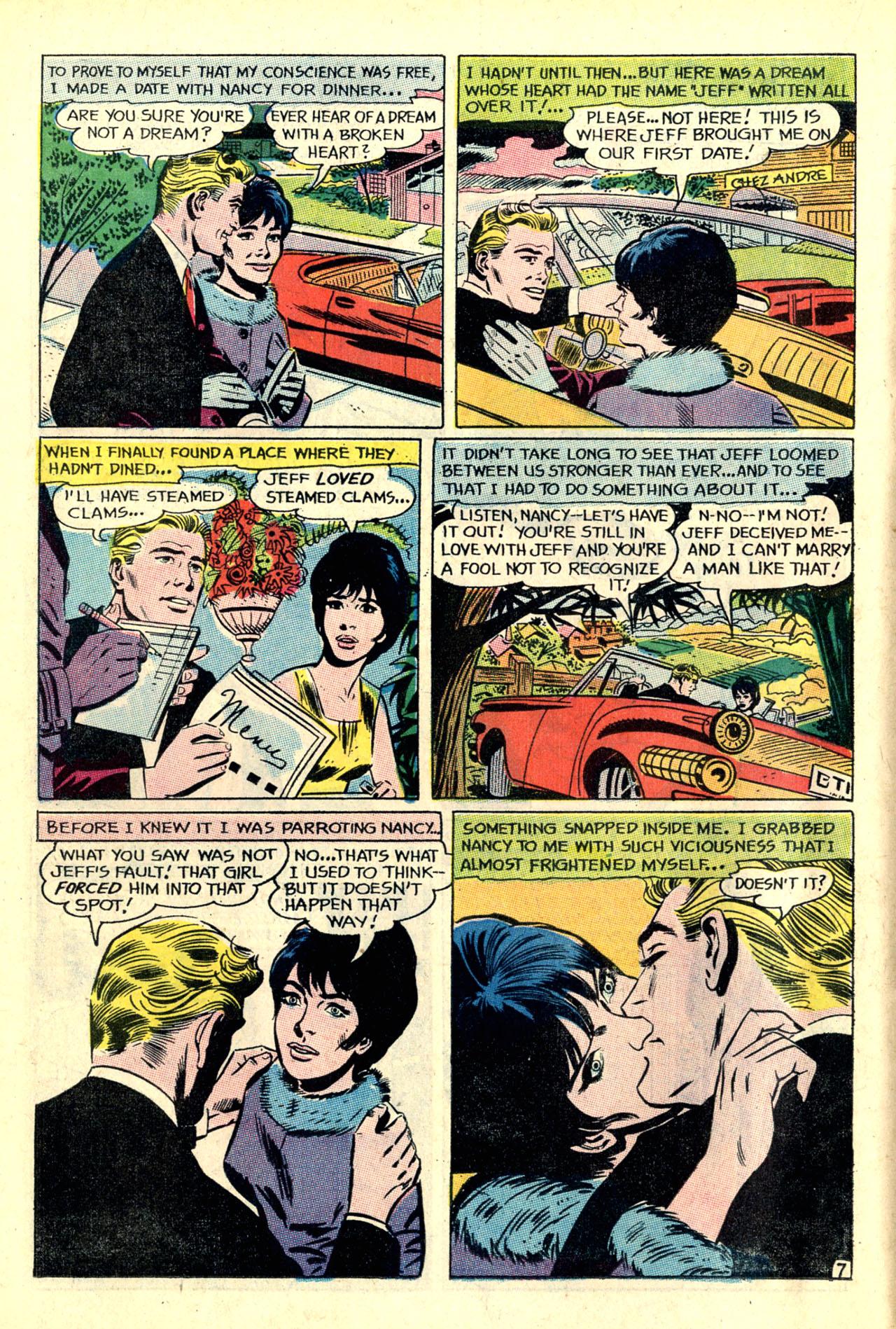 Read online Secret Hearts comic -  Issue #132 - 49