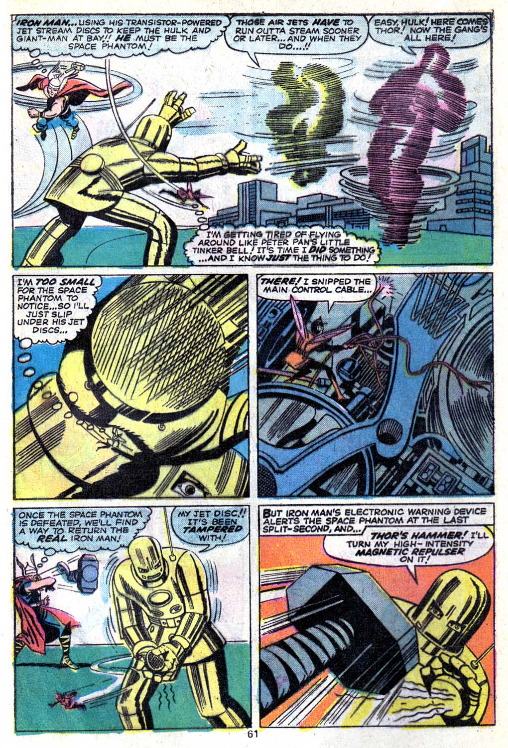 Giant-Size Avengers (1974) issue 3 - Page 63