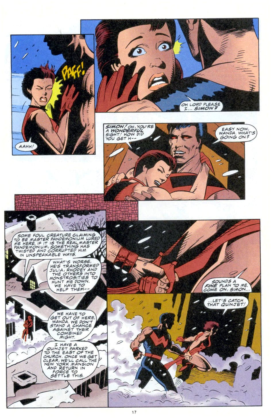 Scarlet Witch (1994) Issue #3 #3 - English 15