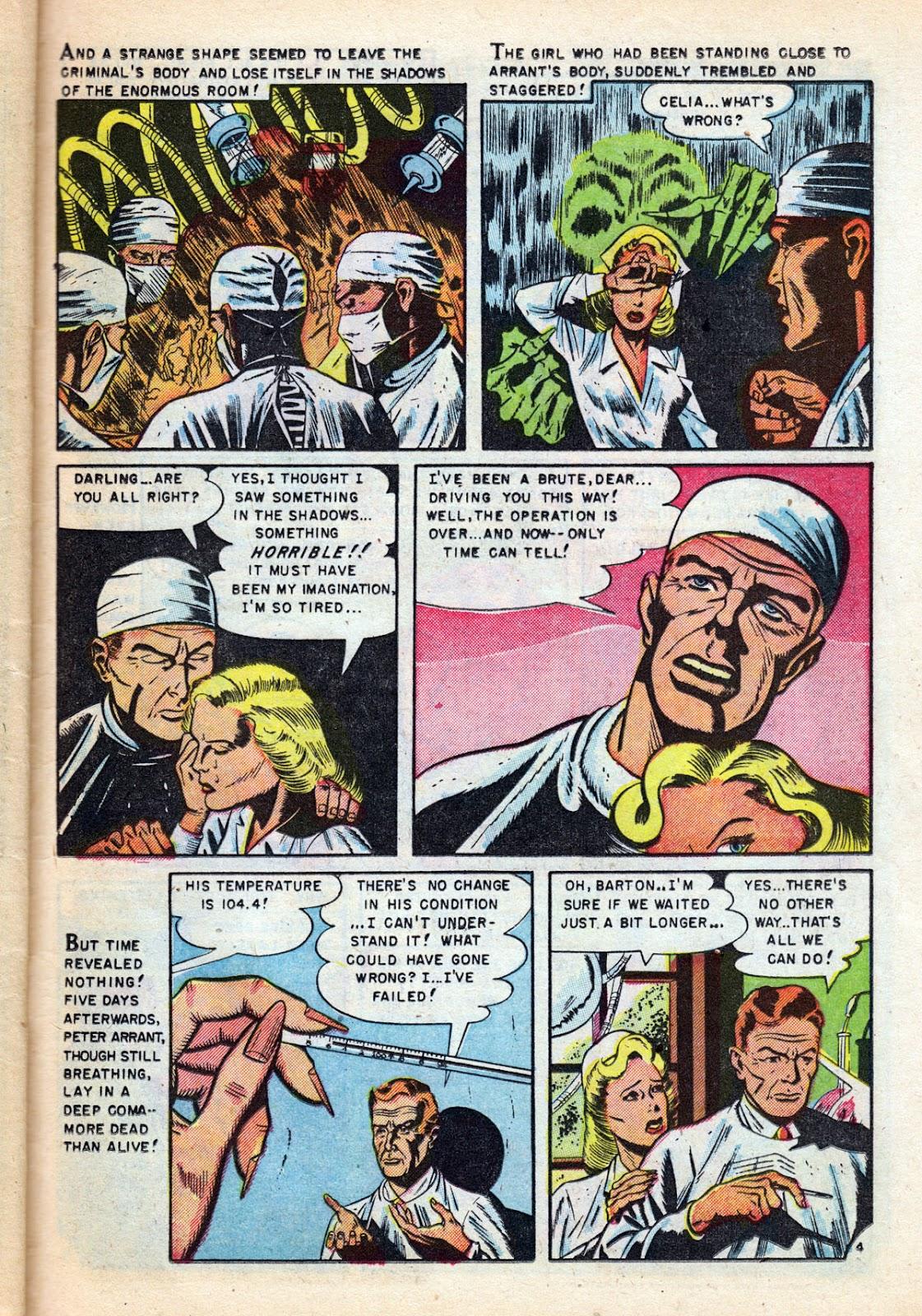 Dark Mysteries issue 1 - Page 23