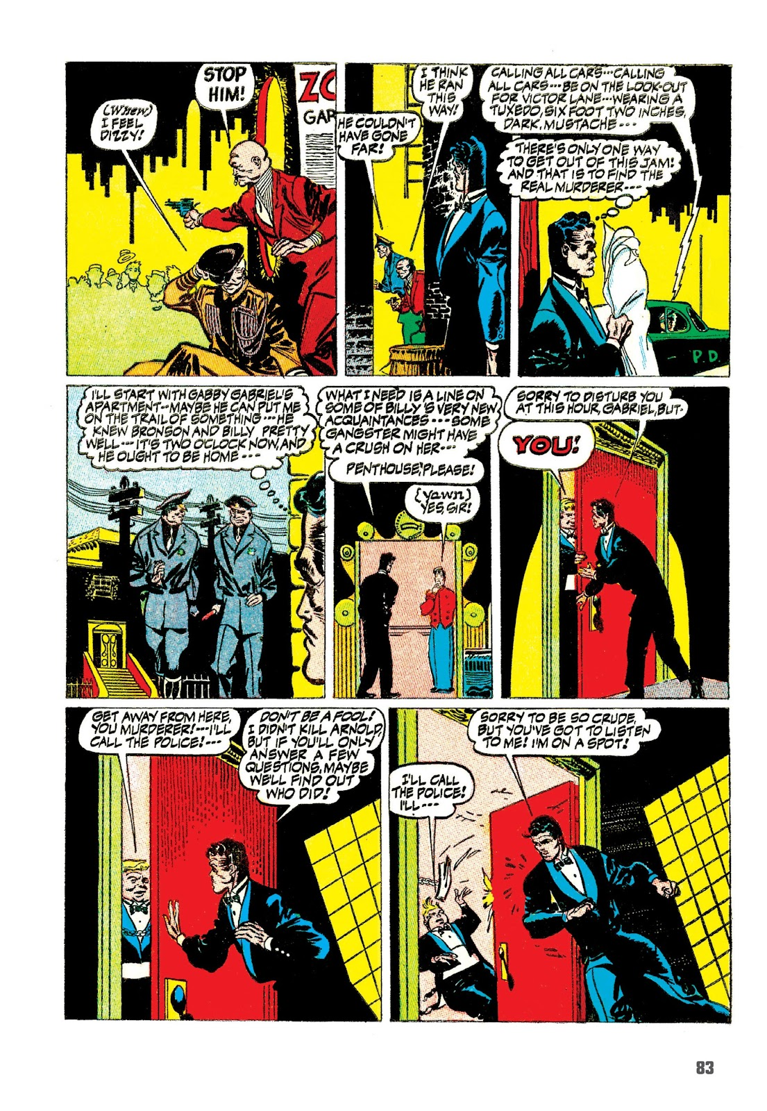 Read online The Joe Kubert Archives comic -  Issue # TPB (Part 1) - 94