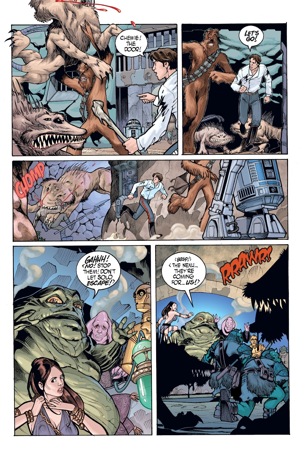 Read online Star Wars Legends: Infinities - Epic Collection comic -  Issue # TPB (Part 2) - 63