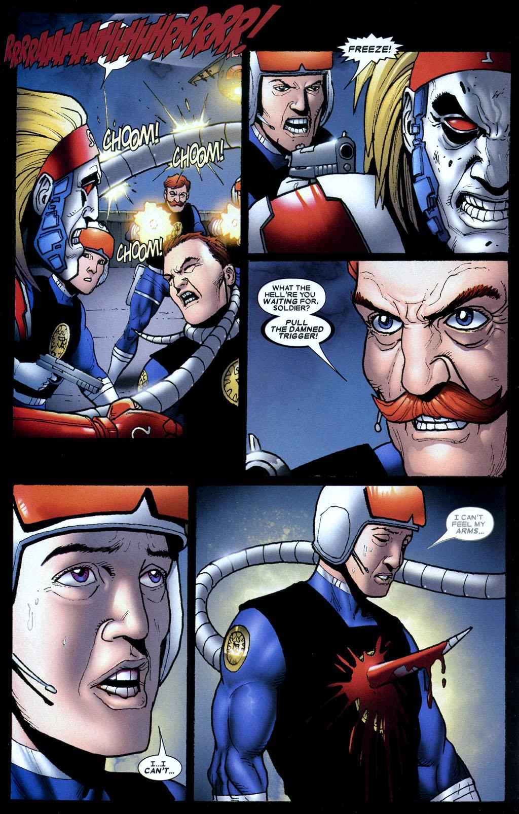 Read online Wolverine: Origins comic -  Issue #10 - 8