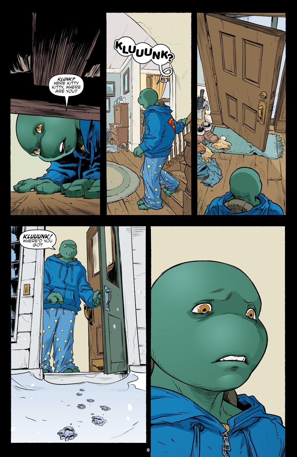 Read online Teenage Mutant Ninja Turtles (2011) comic -  Issue #103 - 12