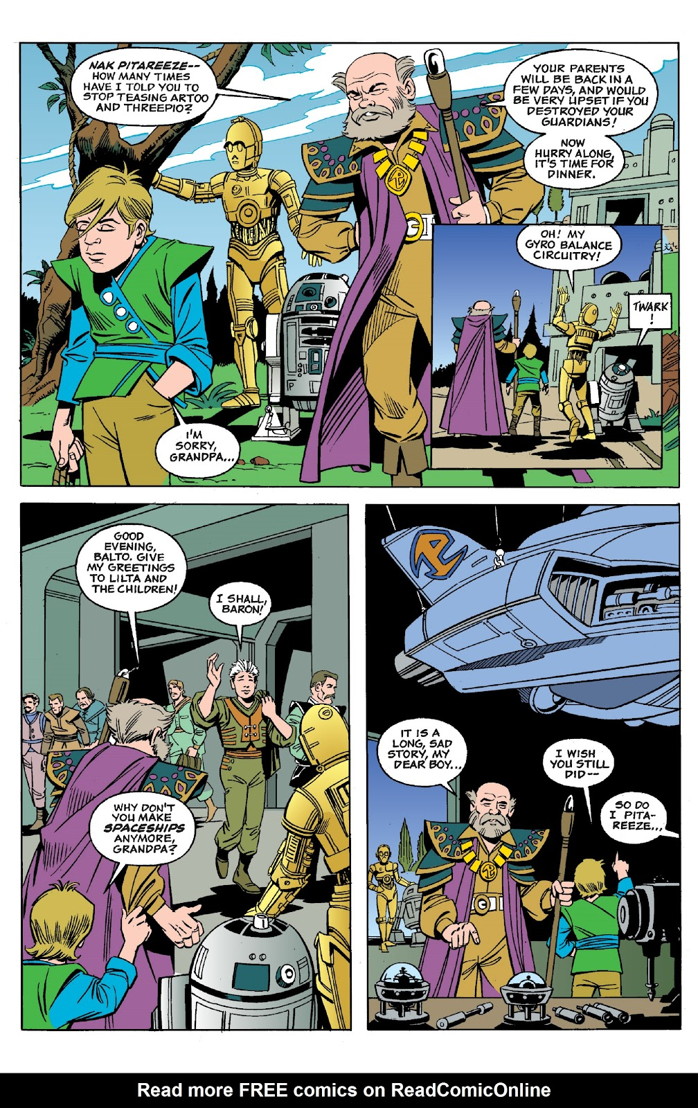 Read online Star Wars Legends Epic Collection: The Empire comic -  Issue # TPB 5 (Part 1) - 35