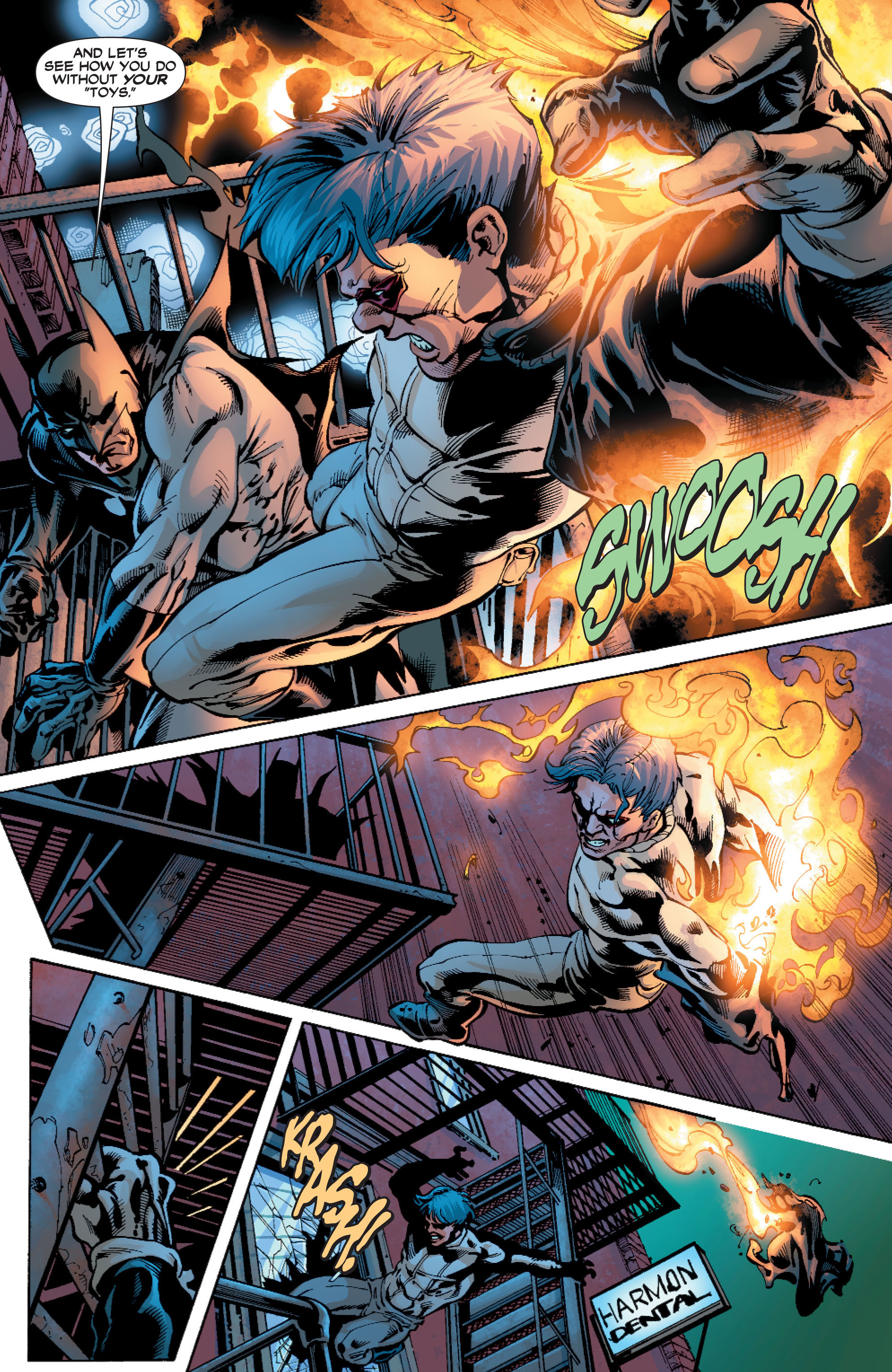 Read online Batman: Under The Red Hood comic -  Issue # Full - 301