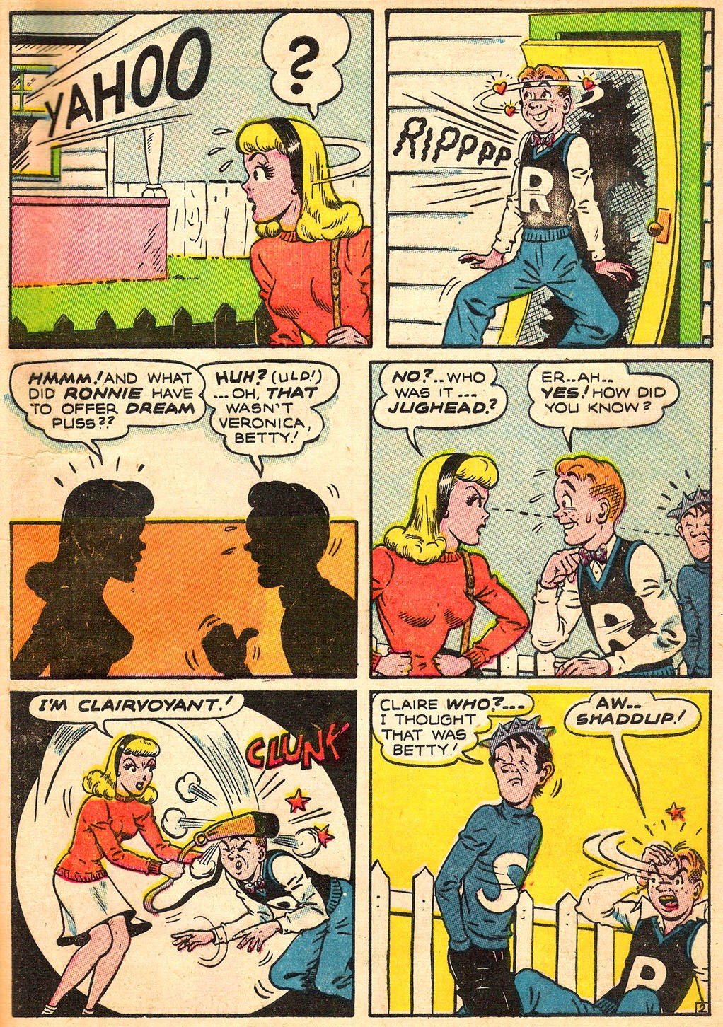 Archie Comics issue 027 - Page 13