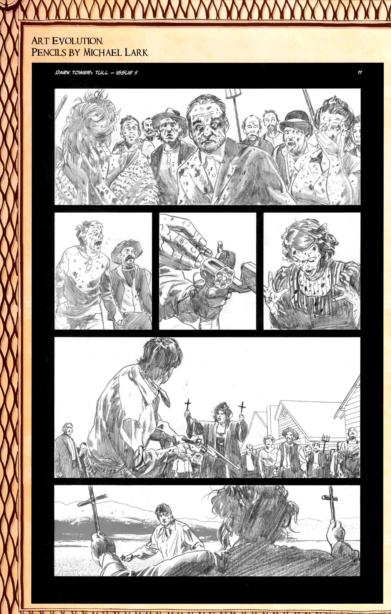 Read online Dark Tower: The Gunslinger - The Battle of Tull comic -  Issue #5 - 26