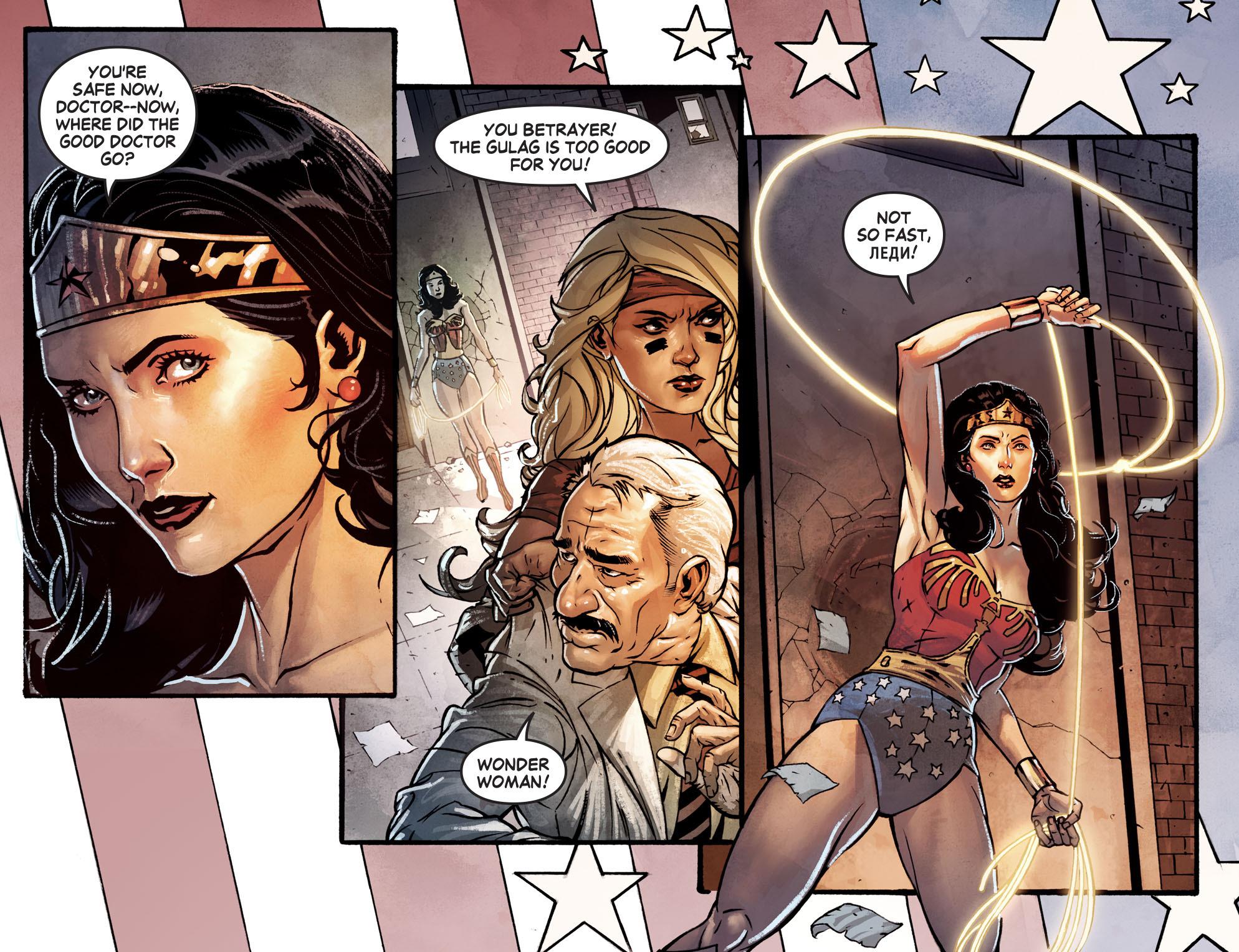 Read online Wonder Woman '77 [I] comic -  Issue #1 - 6