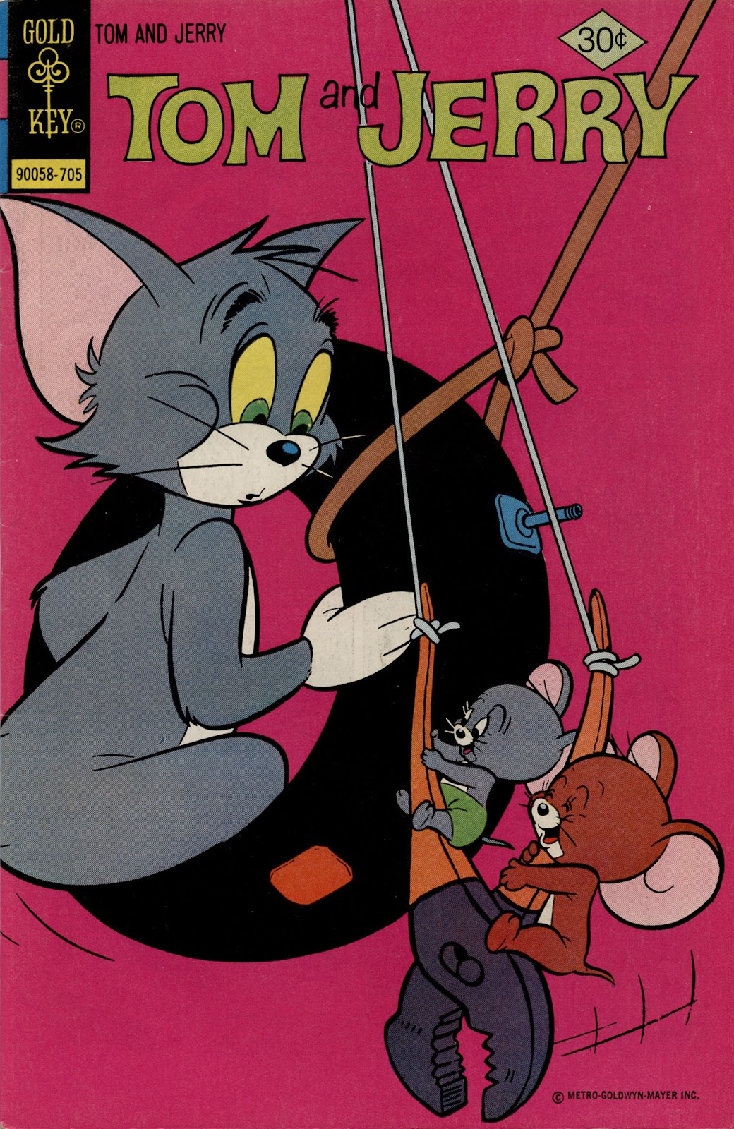 Tom and Jerry issue 294 - Page 1
