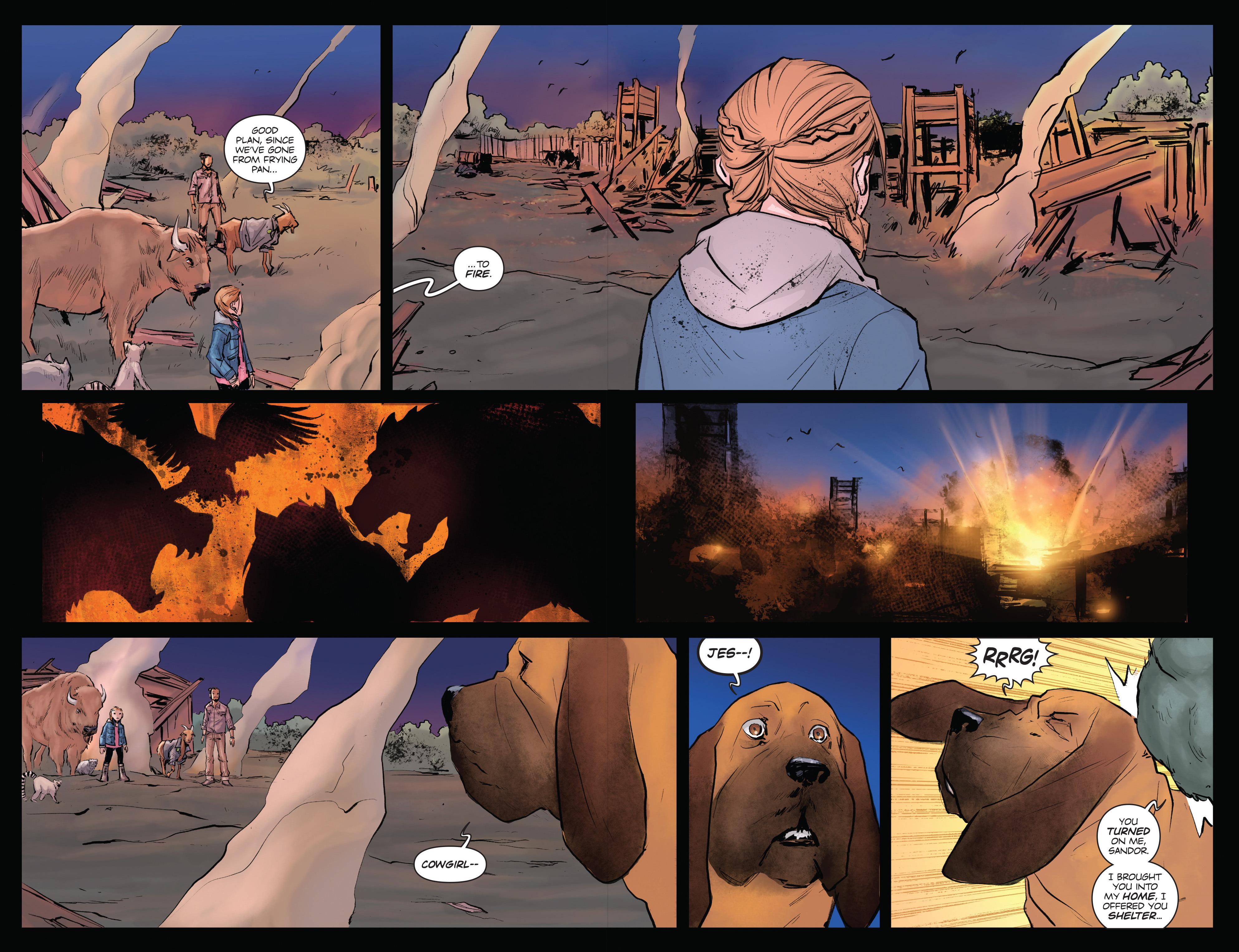 Read online Animosity comic -  Issue #4 - 14