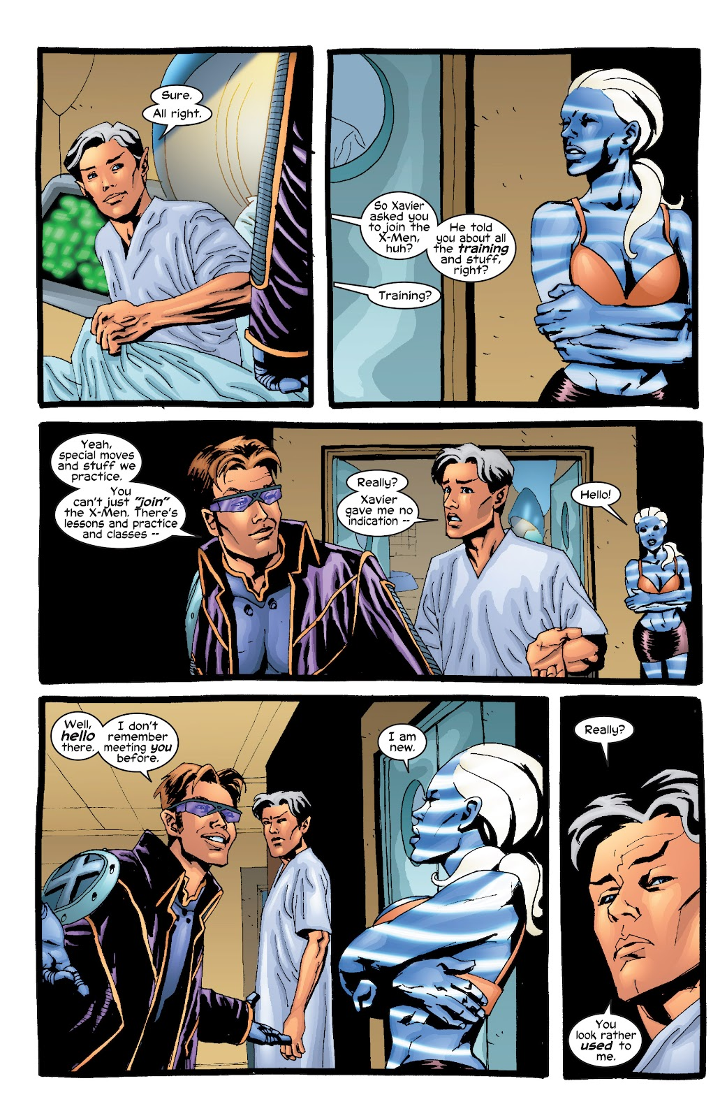 Read online X-Men: Unstoppable comic -  Issue # TPB (Part 2) - 36