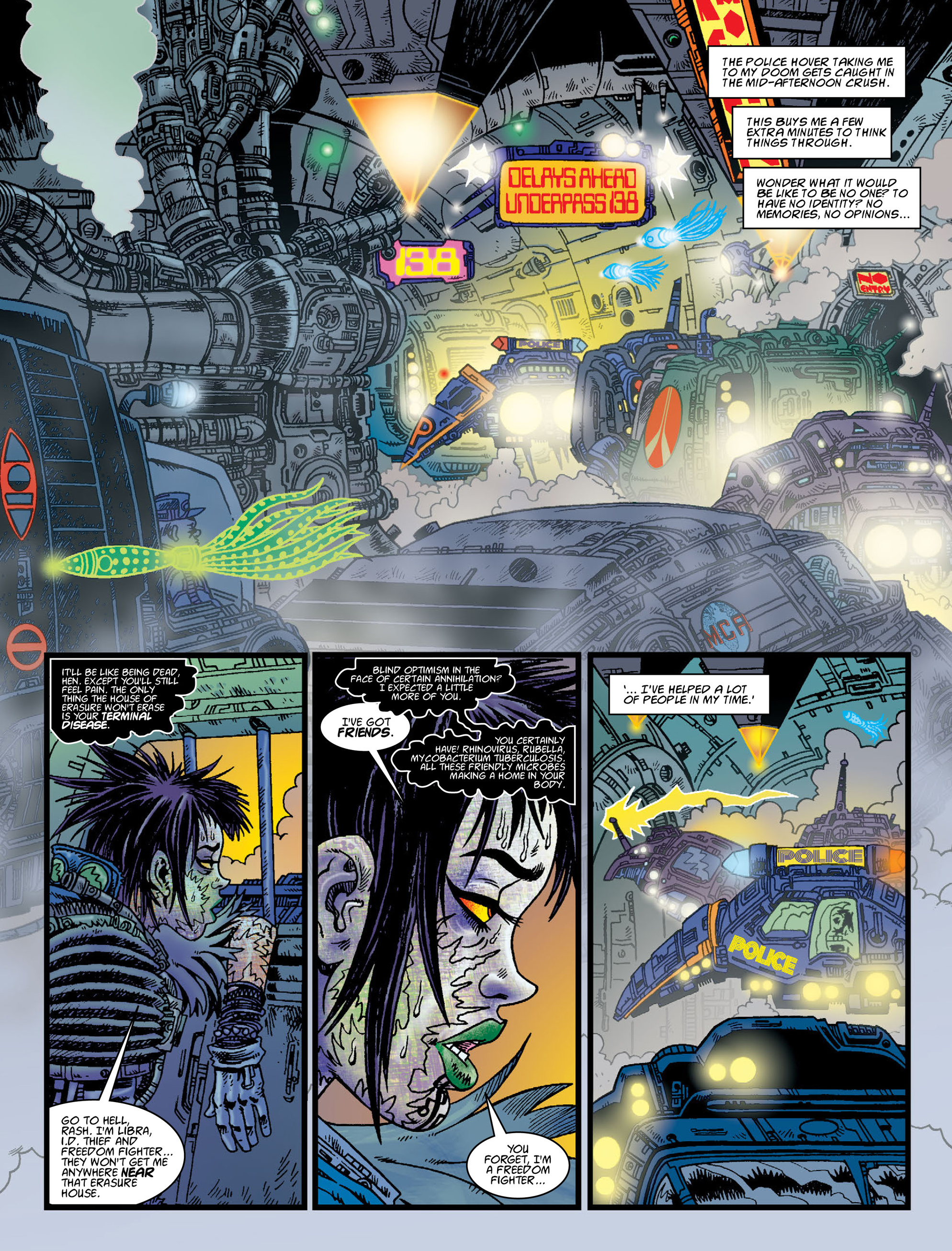 Read online 2000 AD comic -  Issue #2005 - 26