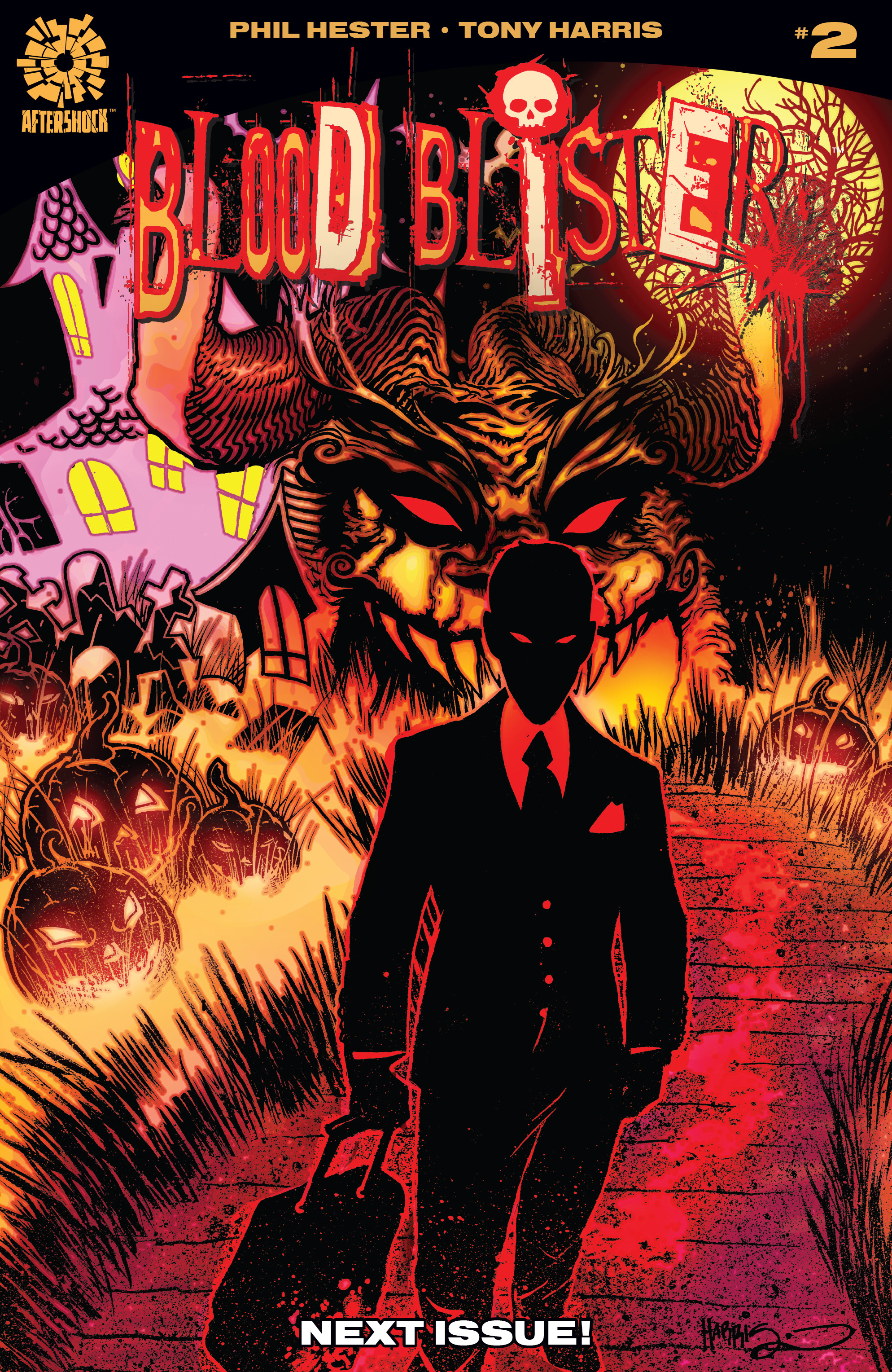Read online Blood Blister comic -  Issue #1 - 23