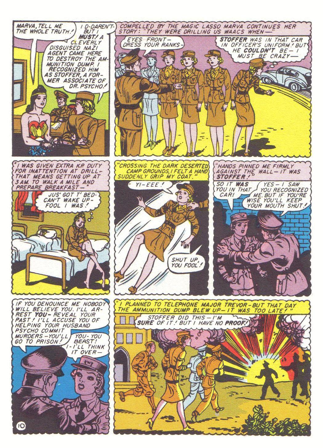 Read online Sensation (Mystery) Comics comic -  Issue #20 - 12
