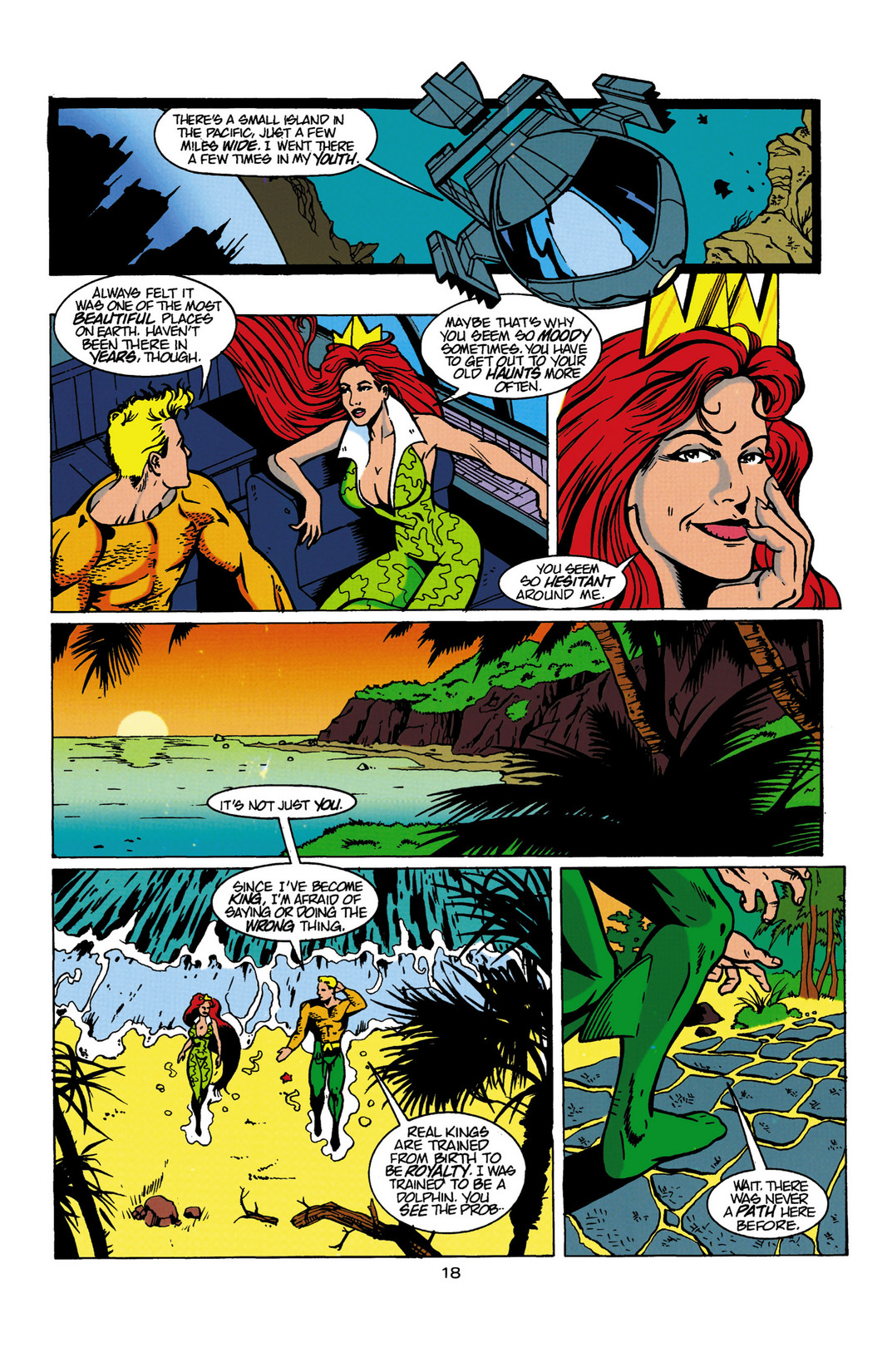 Read online Aquaman (1994) comic -  Issue #Aquaman (1994) _Annual 1 - 19