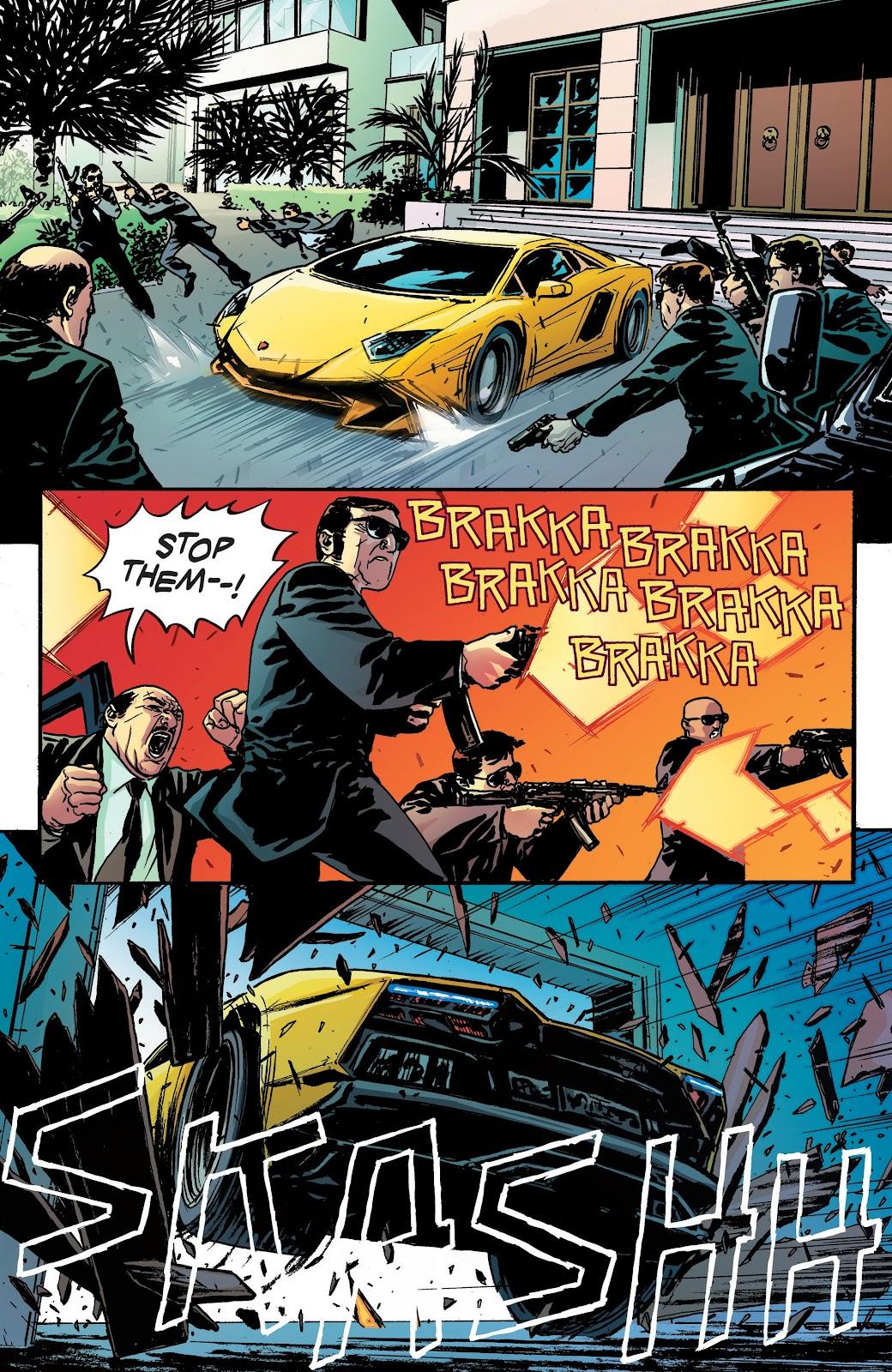 Read online Hardcore comic -  Issue #2 - 10