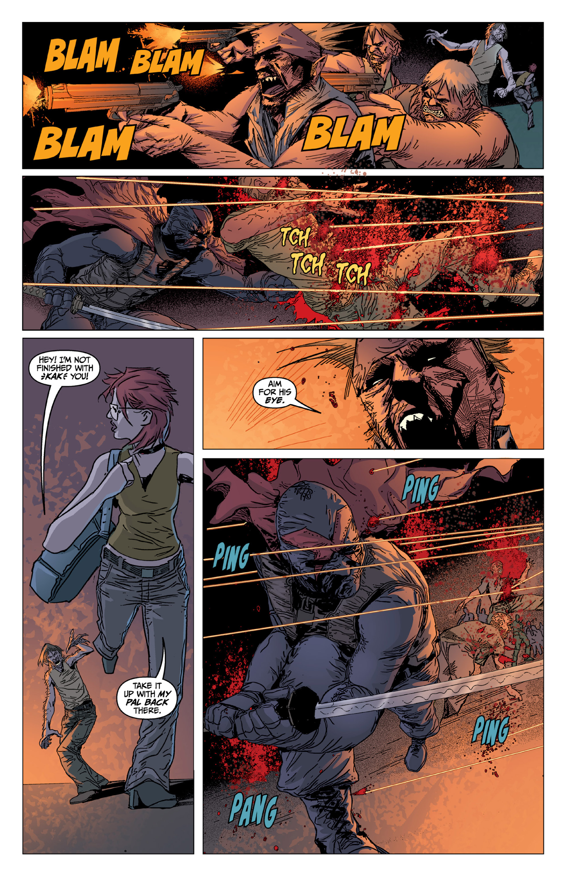 Read online X: Big Bad comic -  Issue # Full - 89