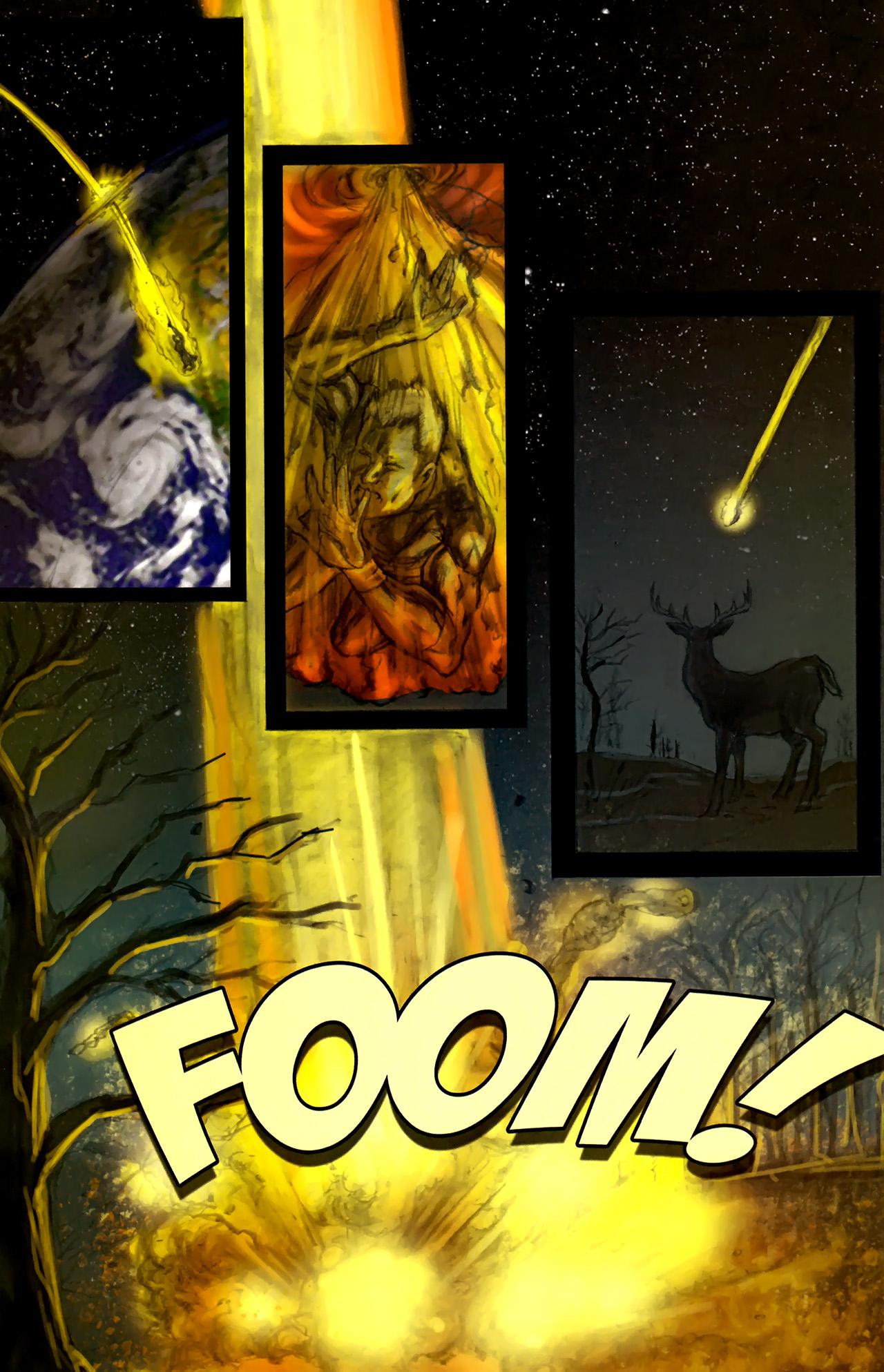 Read online Phoenix comic -  Issue #1 - 16