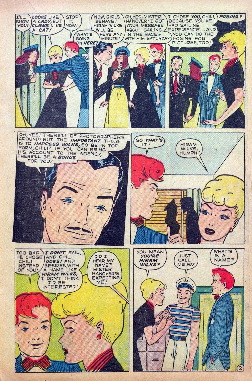 Hedy De Vine Comics issue 31 - Page 25