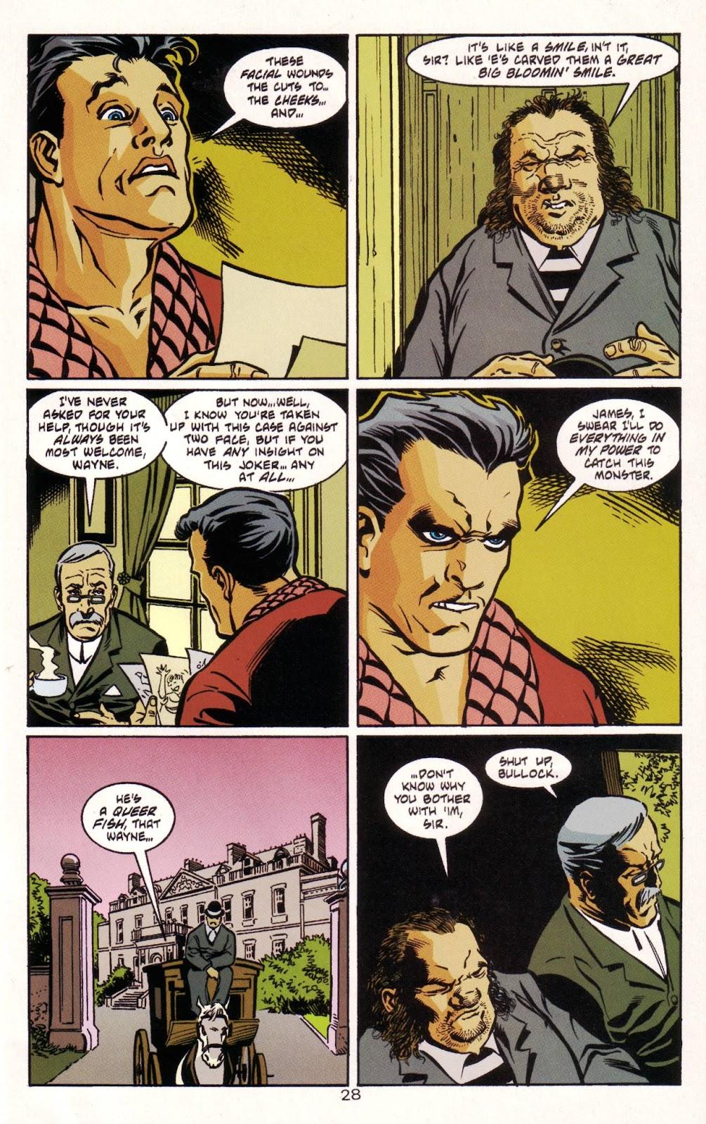 Batman: Two Faces issue Full - Page 29