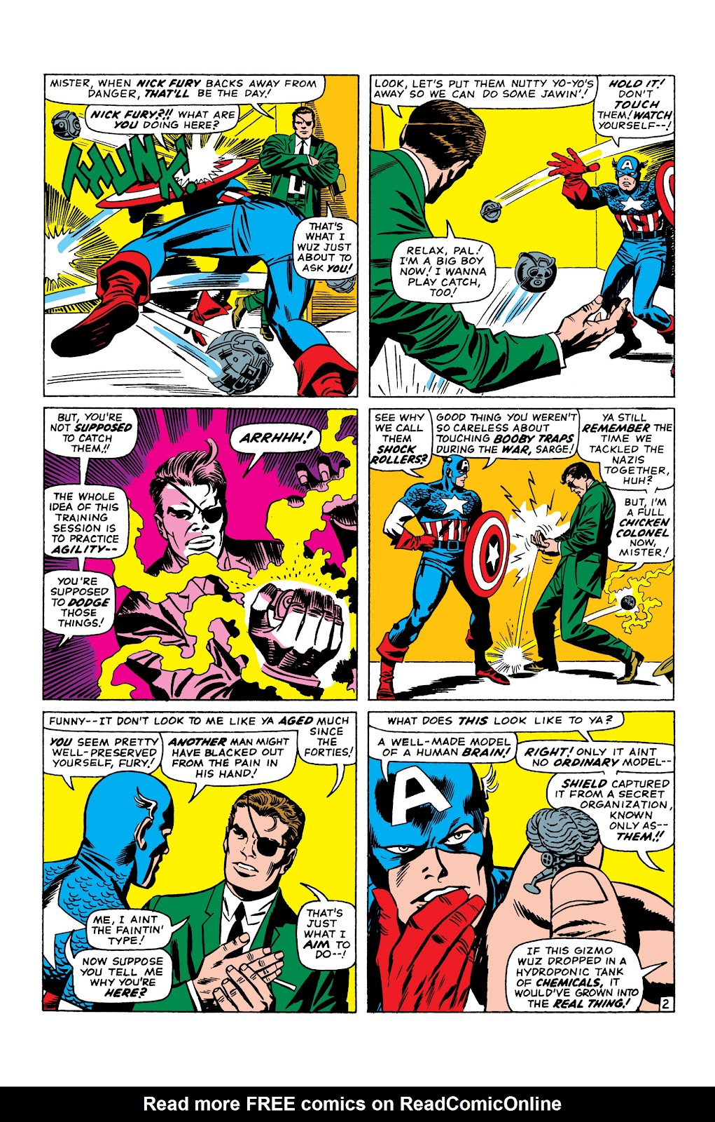 Read online Marvel Masterworks: The Invincible Iron Man comic -  Issue # TPB 3 (Part 3) - 93
