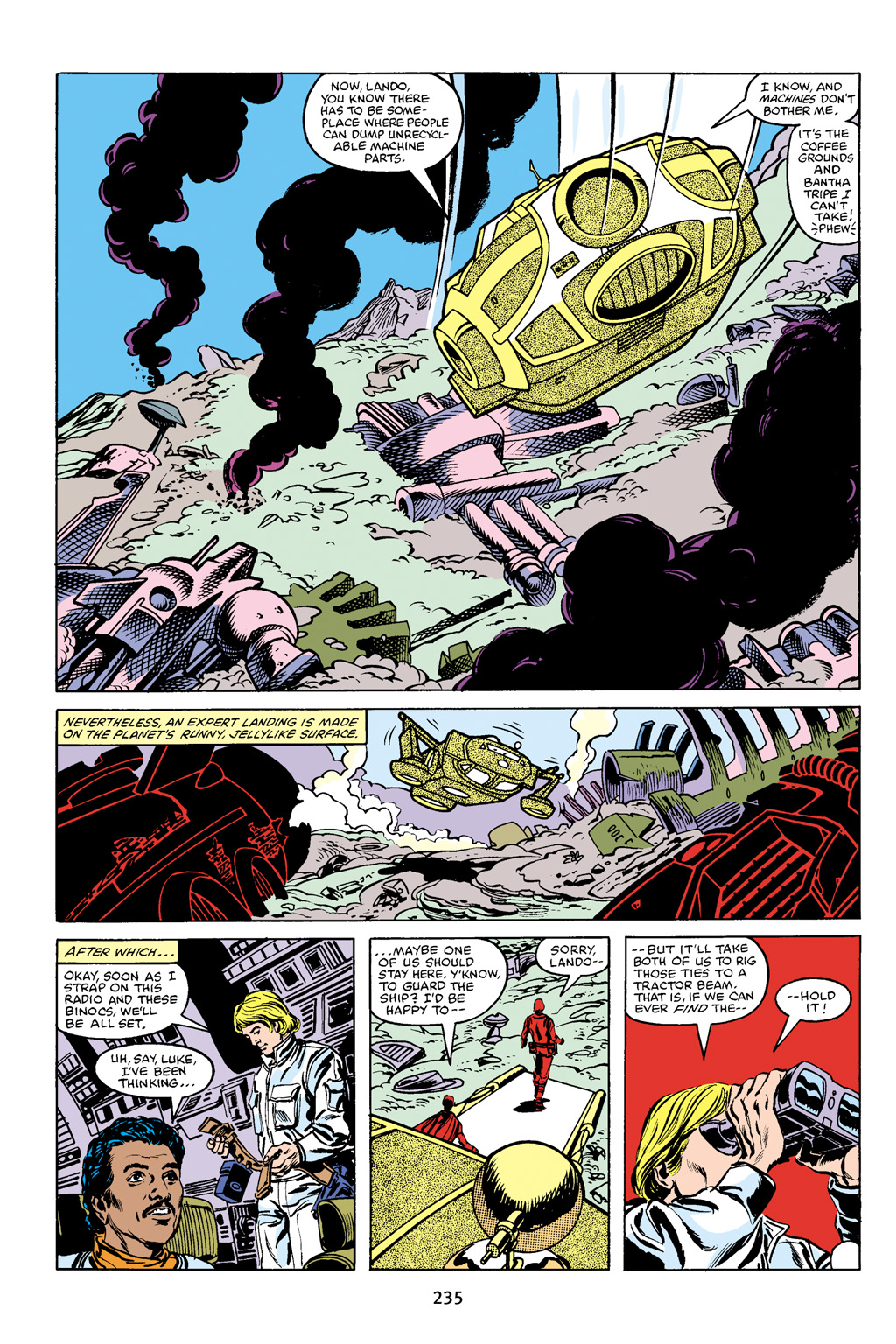 Read online Star Wars Omnibus comic -  Issue # Vol. 16 - 232